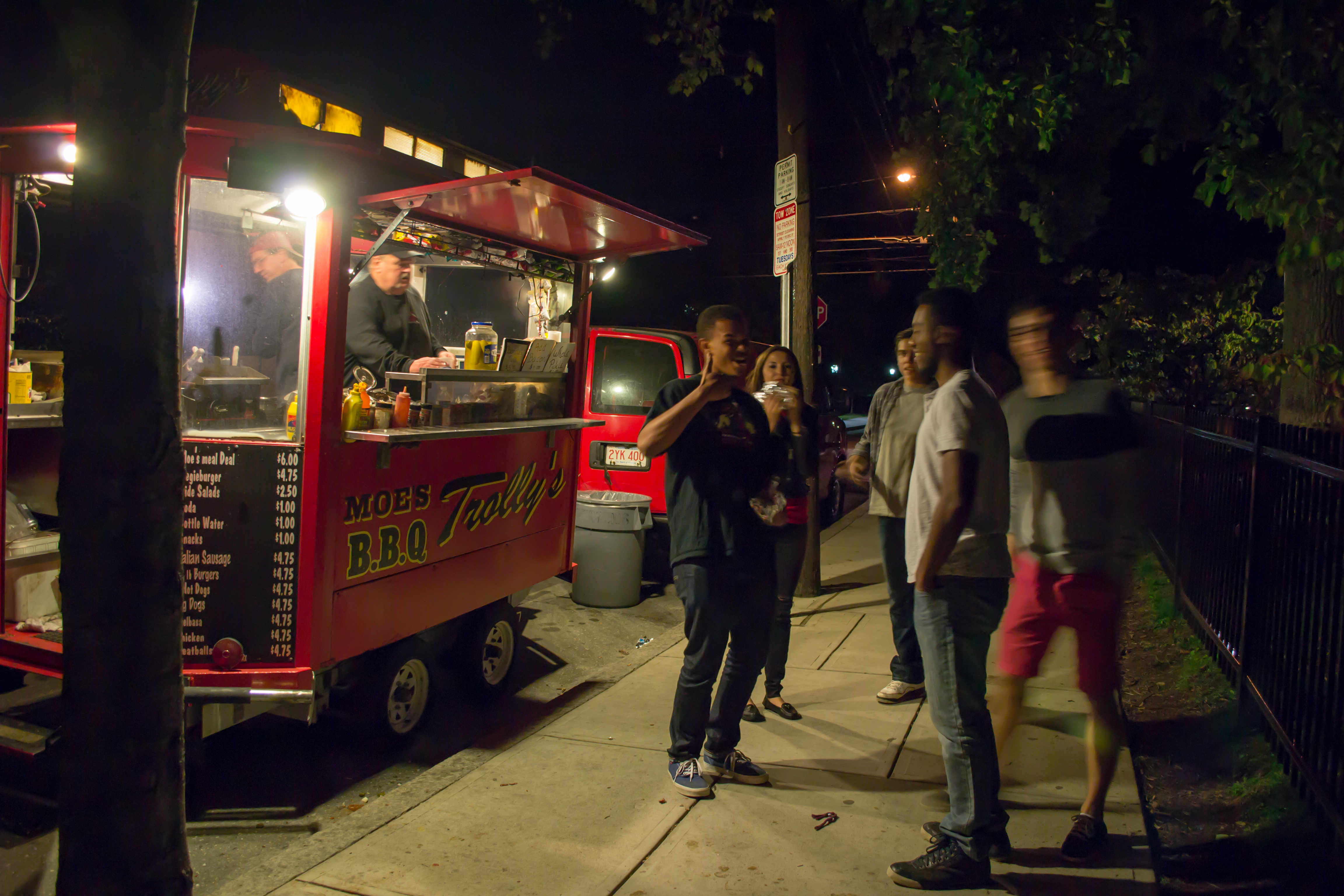 Dave S Place Food Truck