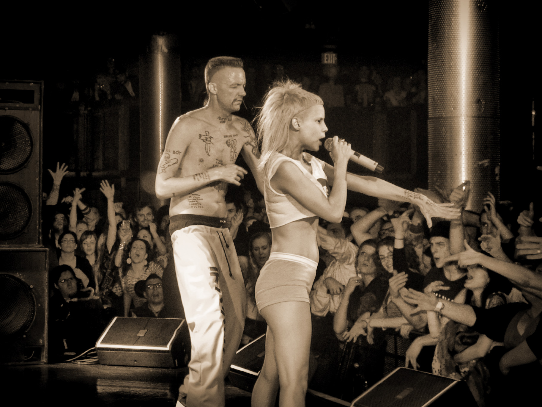 Die Antwoord revives the lost art of the music video with