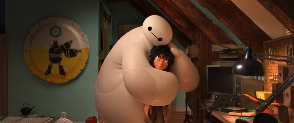 Big Hero 6' succeeds at box office - The Tufts Daily