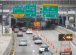 Boston_traffic_re-routed_Ted_Williams_tunnel,_2006