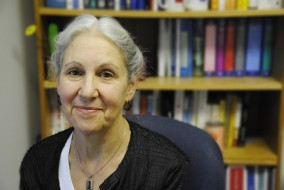 Dr. Alice Lichtenstein served on this year's Dietary Guidelines Advisory Committee.