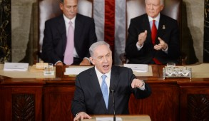 Israeli PM Netanyahu addresses joint session of the US Congress - DC