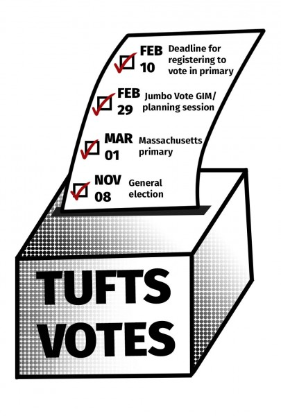 2016-2-3 Tufts Votes