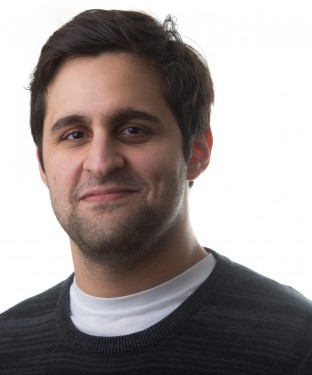 2/7/16 – Medford/Somerville, MA – Aren Torikian poses for a headshot on Sunday, Feb. 7, 2016. (Evan Sayles / The Tufts Daily)
