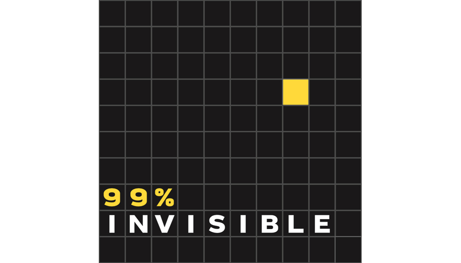 Podcast '99% Invisible' explores design-focused stories with
