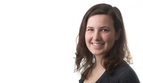 2/7/16 – Medford/Somerville, MA – Kinsey Drake poses for a headshot on Sunday, Feb. 7, 2016. (Evan Sayles / The Tufts Daily)
