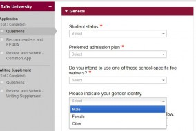 Screenshot via commonapp.org