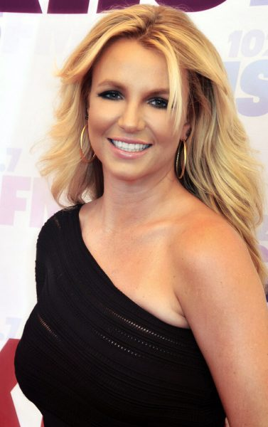 Britney Spears at the 102.7 KIIS FM Wango Tango concert in Carson, Calif. on May 11, 2013