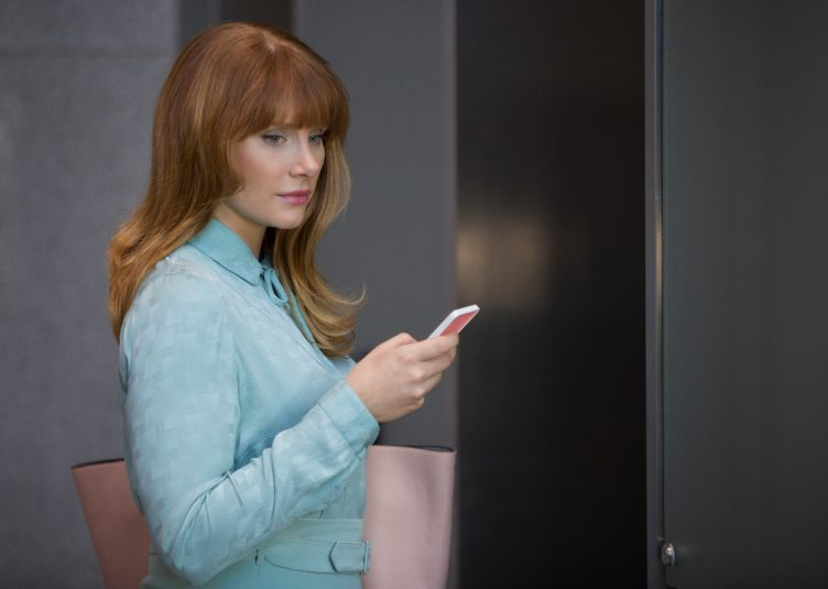 "Bryce Dallas Howard stars in Netflix's ""Black Mirror."" (David Dettmann / Netflix)"