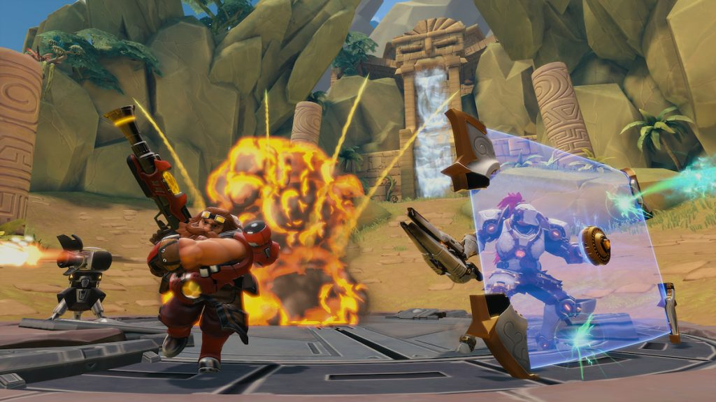 veel modieus welbekend nu kopen Don't dismiss 'Paladins: Champions of the Realm' as a mere ...