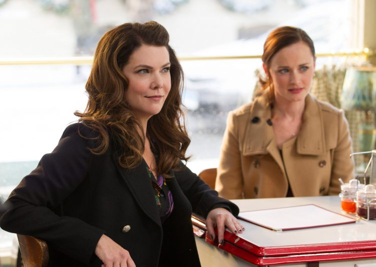"Laura Graham and Alexis Bledel star in Netflix's revival, ""Gilmore Girls: A Year in the Life."" (Saeed Adyani / Netflix)"