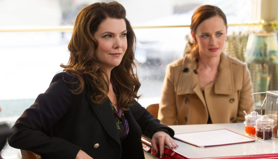 """Laura Graham and Alexis Bledel star in Netflix's revival, """"Gilmore Girls: A Year in the Life."""" (Saeed Adyani / Netflix)"""