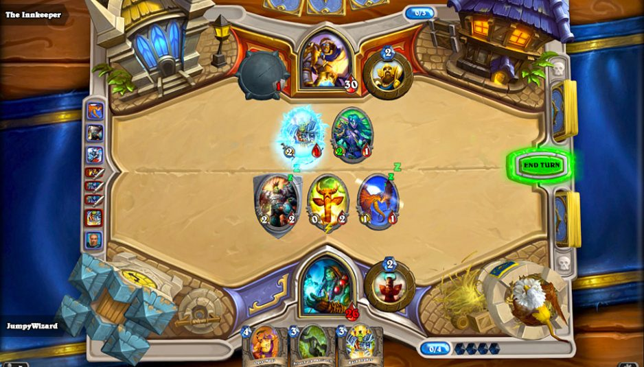 """The collectible card game """"Hearthstone: Heroes of Warcraft"""" has released its latest expansion pack, called """"Mean Streets of Gadgetzan."""" (Courtesy Blizzard Entertainment)"""