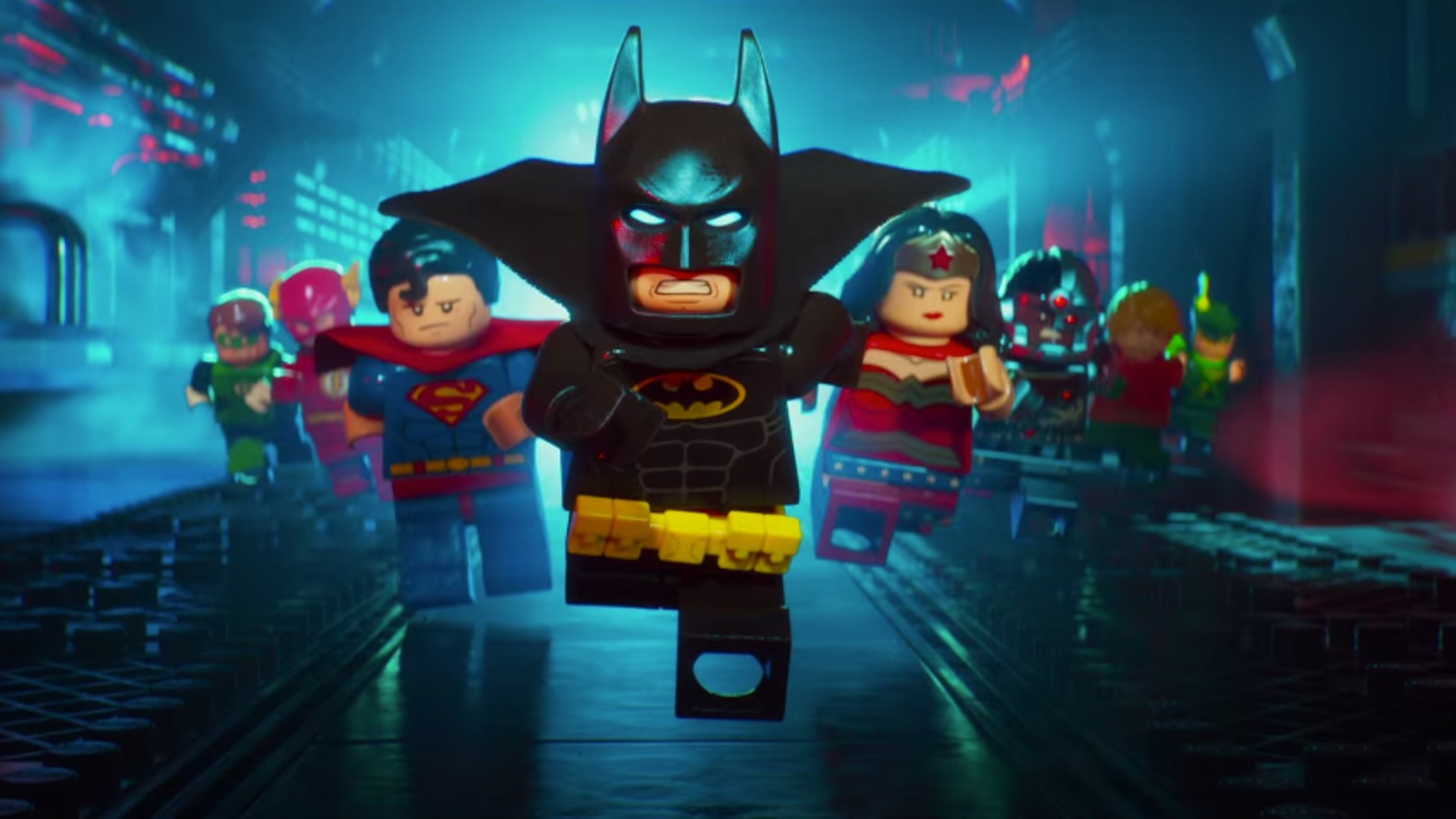 The Lego Batman Movie Delivers Hilarious Jokes References The Tufts Daily