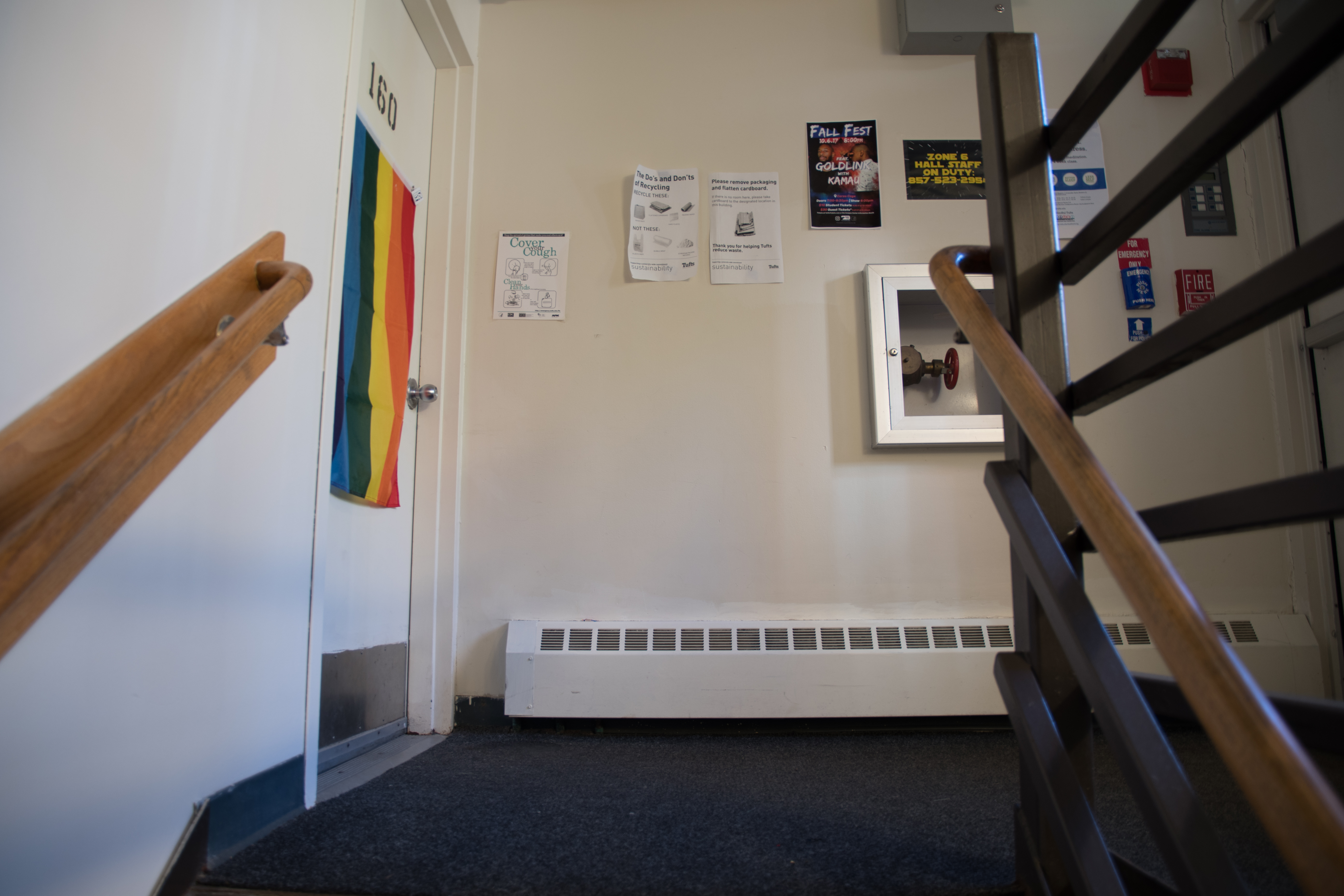 Rainbow House To Get Physical Building In 2018 2019 Academic Year The Tufts Daily