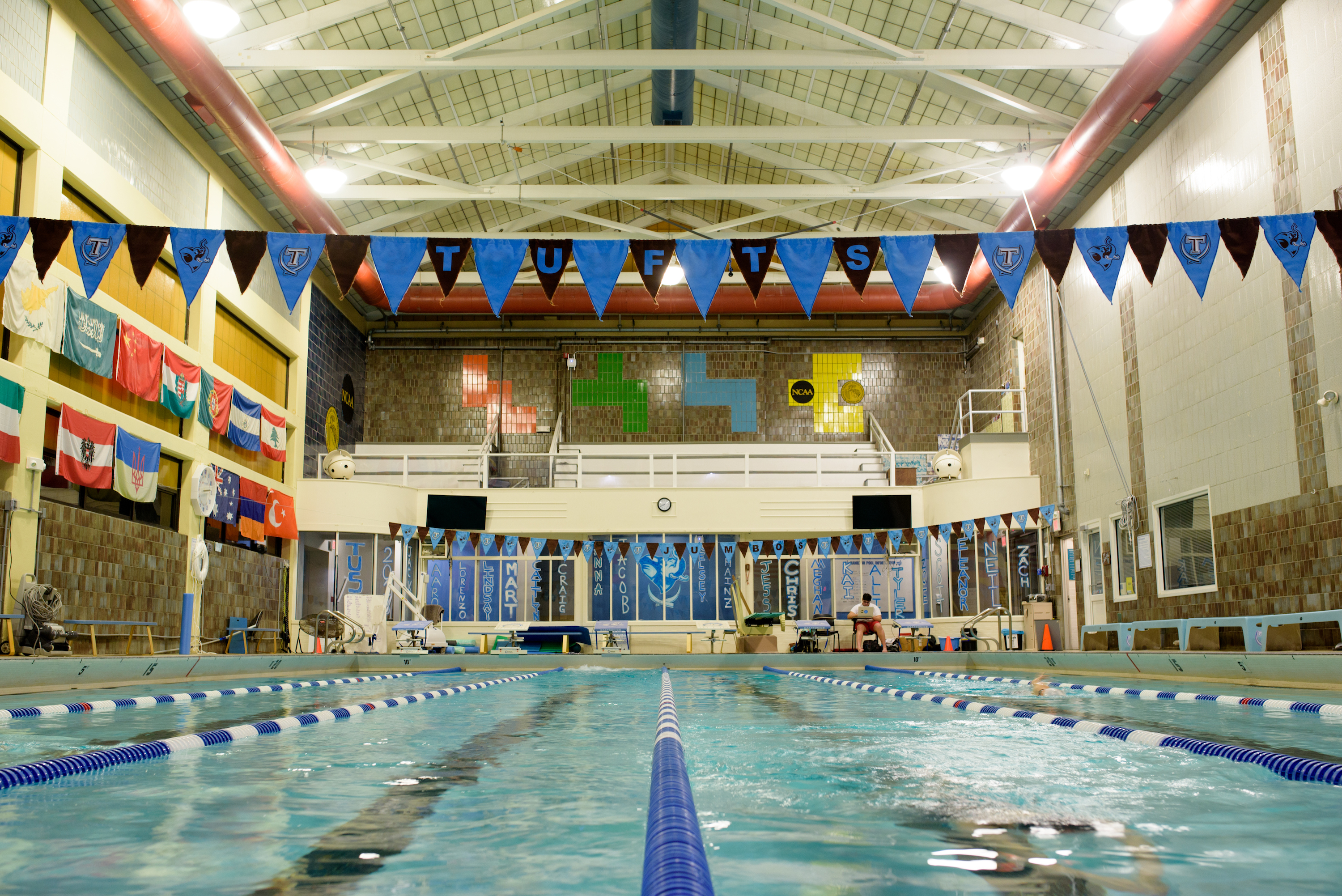 Administrators Share Tentative Plans For New Swimming Pool