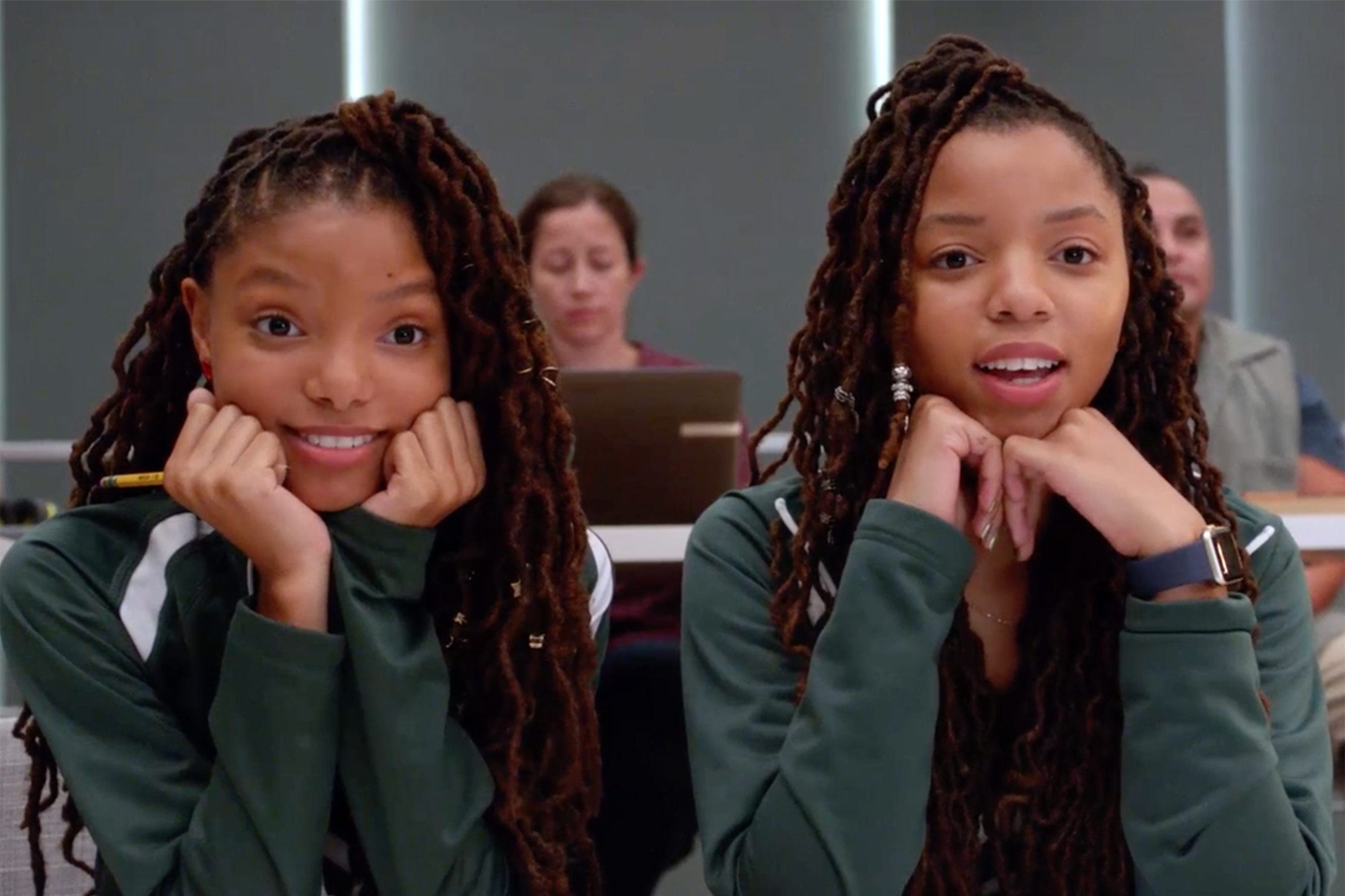 On The Kids Are Alright Chloe X Halle Are The Voices Of