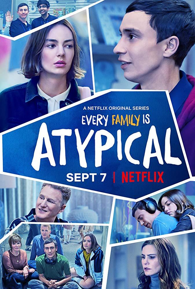 Atypical' season debut fails to address past criticism - The Tufts Daily
