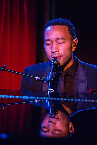 A Legendary Christmas.John Legend Offers A New Holiday Classic With A Legendary