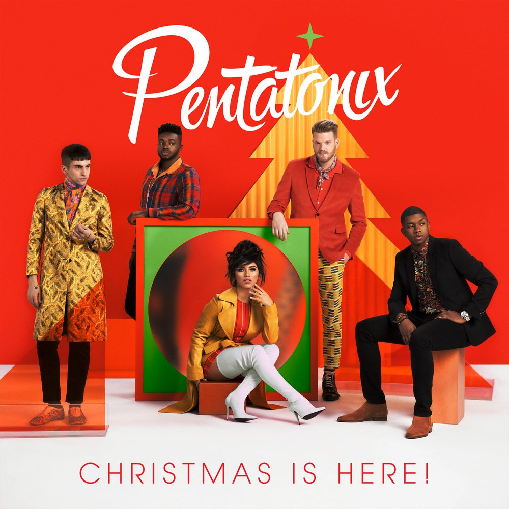 'Christmas is Here!' gives Pentatonix fans early delight - The Tufts Daily