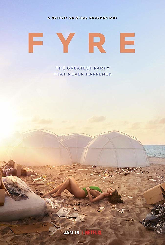 Fyre Festival documentaries show different sides to the same
