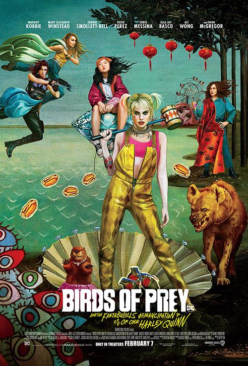 Birds Of Prey Is Fun Fabulous A Strong Future For Dc The Tufts Daily