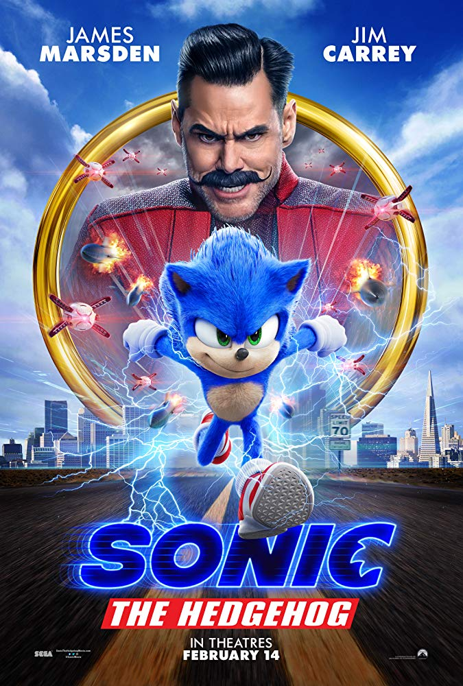 Sonic The Hedgehog Stays Out Of Fast Lane The Tufts Daily