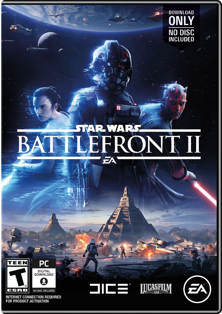 Why You Should Be Playing Star Wars Battlefront Ii The Tufts Daily