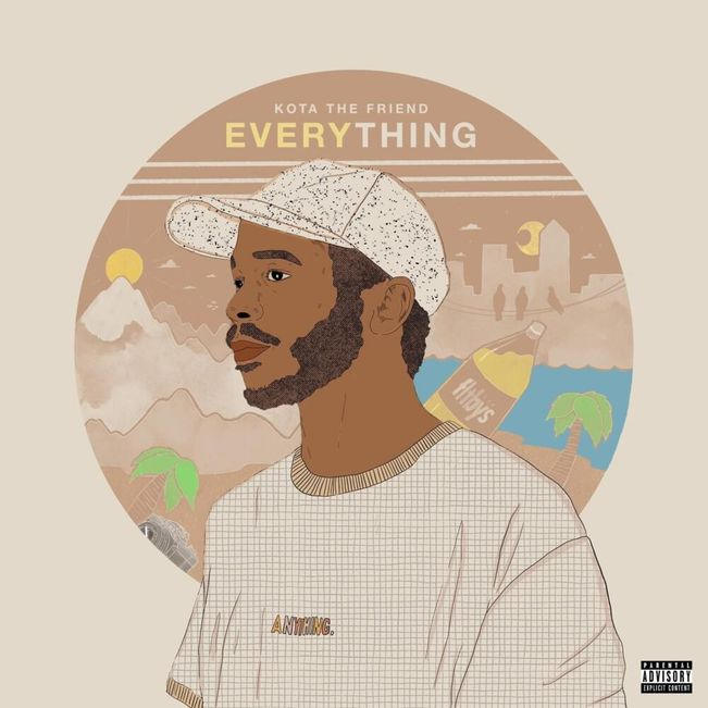 Kota the Friend discusses 'Everything' and everything else - The ...