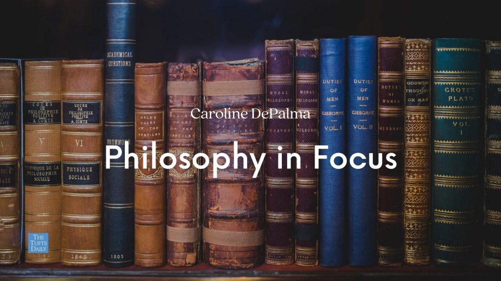 Philosophy in Focus Graphic
